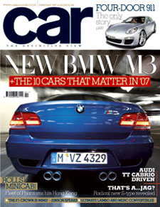 Car Magazine on the New BMW M3
