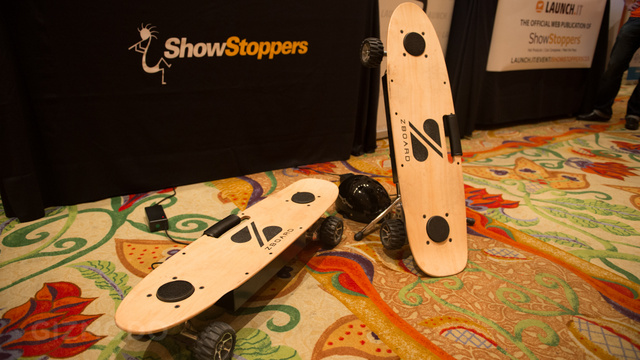 Click here to read ZBoard Electric Skateboard Hands On: Holy Crap Fun