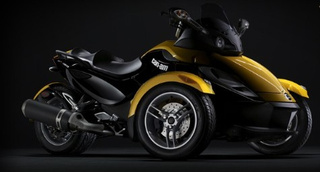 So That's What That Was: The Can-Am Spyder