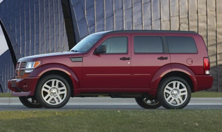 Jalopnik Reviews: 2007 Dodge Nitro R/T 2WD, Part 2