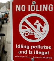No Idling for You!