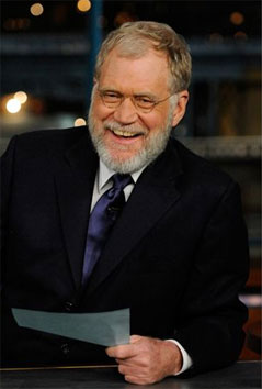 Alex Roy on Letterman, Tonight!