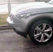 2009 Infiniti FX Spotted Testing In The Wild