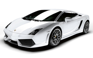 Lamborghini Gallardo LP560-4 Official Shots Leaked!
