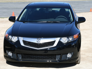2009 Acura TSX, Reviewed