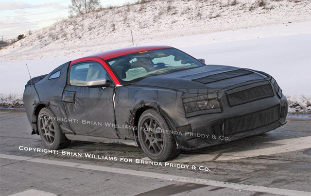 2010 Ford Mustang To Get Turbo-Boosted 5.0-Liter V8?