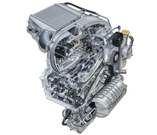 The New Subaru EE20 Boxer Turbo Diesel, In Detail