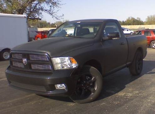 2010 Ram SRT-10 Caught At The Track?