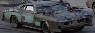 The Cars Of Death Race