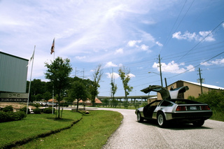 The Future Is Back: Jalopnik Drives The DeLorean DMC-12