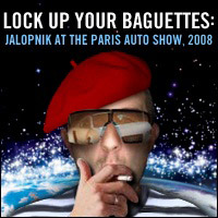 Jalopnik's Top Reveals From The 2008 Paris Motor Show: Morning, Day Two