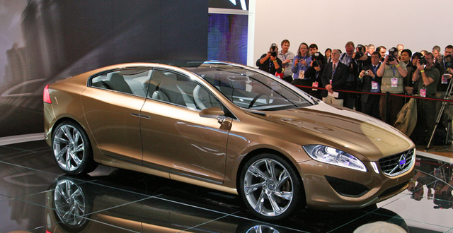 The Top Eleven Concept Cars Of The 2009 Detroit Auto Show