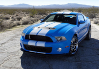 2010 Mustang Shelby GT500: How Ford Developed The New Snake