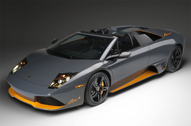 Lamborghini Murciélago LP650-4 Roadster: First Official Photos, Details