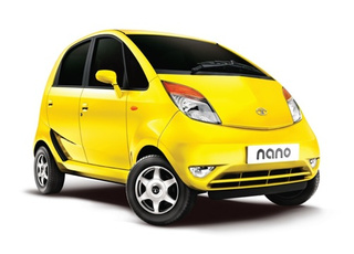 Sub-$2,000 Tata Nano Officially Cheapest Car