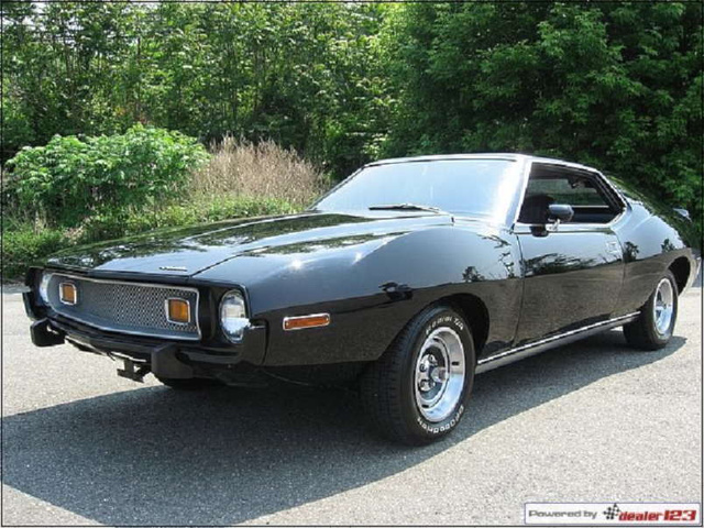 1973 AMC Javelin for $19,000!