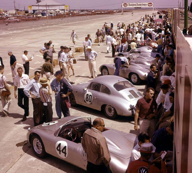 Vintage Sebring Goodness, Courtesy Of The Binghamton Automobile Racing Club