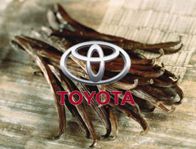 2011 Toyota Camry To Use Vanilla Beans In Seat Foam