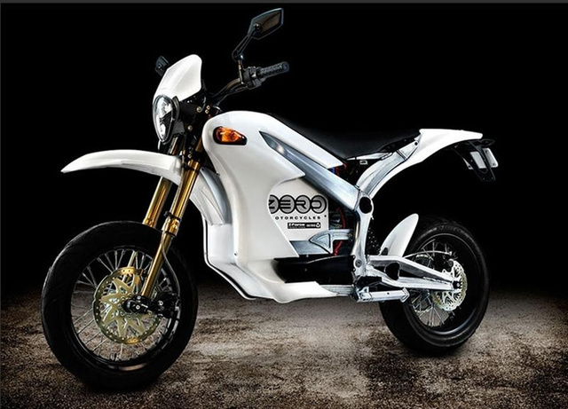 Zero S: Electric Motorcycling Gets Less Nerdy