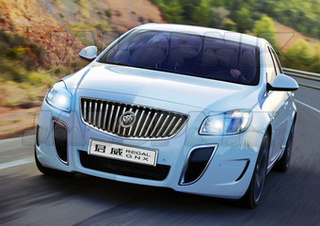 Buick Regal GNX? It Could Be A Possiblity...In China