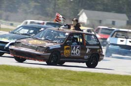 Effluency Rises To Unprecedented Levels For Reno 24 Hours Of LeMons!