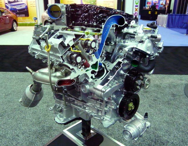 Top Five Pieces Of Hot Engine Porn At SAE