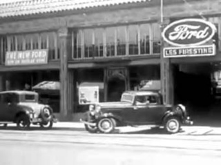The 1932 Ford: As Many Ball Bearings As Cars Costing Four Times As Much!