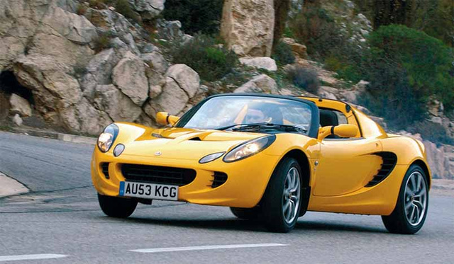 Lotus Elise Purist Edition: Cheaper, Better