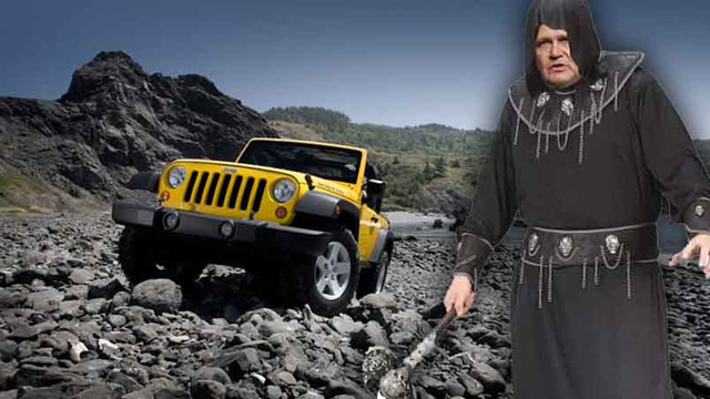 Chrysler To Kill Jeep Wrangler?