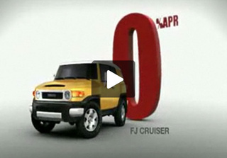 Ten Worst Car Commercials Of All Time