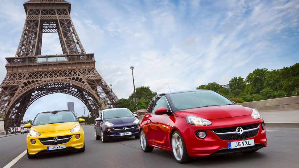GM's Opel Claims They Don't Want Omelette Au Fromage