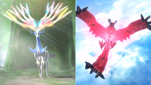 Those Two New Legendary Pokémon Have Names, You Know
