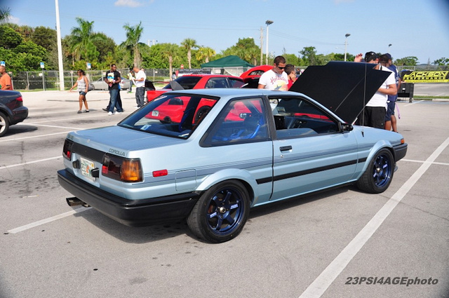 For $13,500, Is This Corolla A Trueno Romance?
