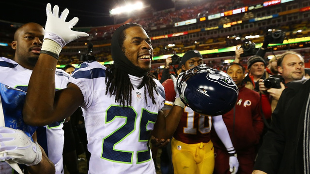 Here's How Seahawks Corner Richard Sherman Got Himself Punched …