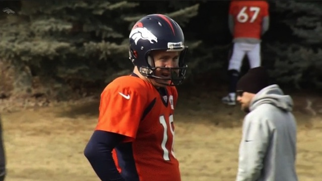 If A Broncos Player Pees In The Woods, The Broncos' Website Wil…