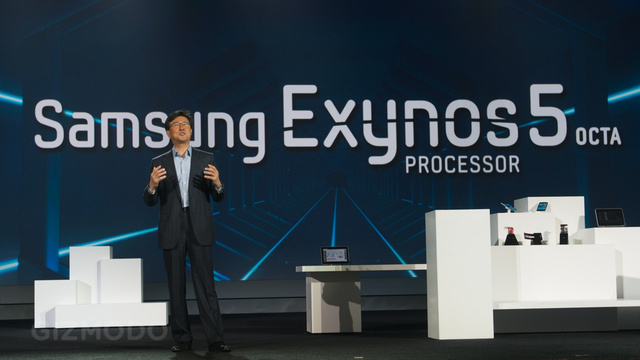 Click here to read Samsung's 8-Core Exynos 5 Octa Processor: Your Next Phone Will Be <i>Fast</i>