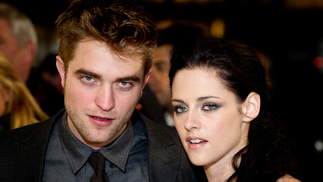 Earth-Shattering New Report Claims Kristen Stewart and Robert Pattinson Are Sexual, Have Sex Seven Times A Day