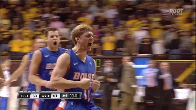 Wyoming Falls From The List Of Unbeatens As Boise State Hits Bu…