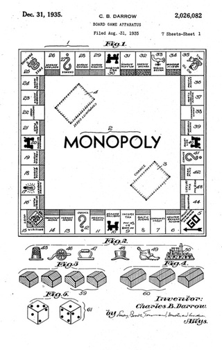 The Strange History Of The Monopoly Car