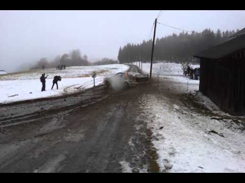 Click here to read Watch An Audi Quattro Chop A Telephone Pole In Half