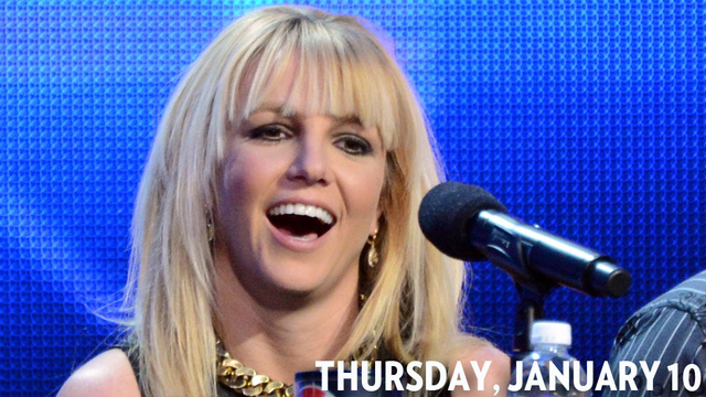 Click here to read Britney Spears Quits <em>The X Factor</em> Before They Can Fire Her Ass