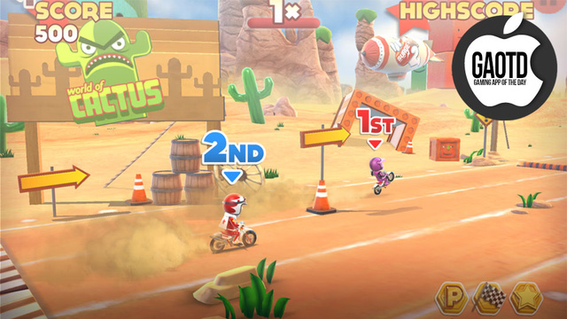 Joe Danger's Most Impressive Stunt is How Good His Mobile Game Turned Out