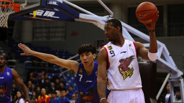 "Tracy McGrady Threatens To Leave China, Gets Suspended For Calling Refs ""Three Blind Mice"""