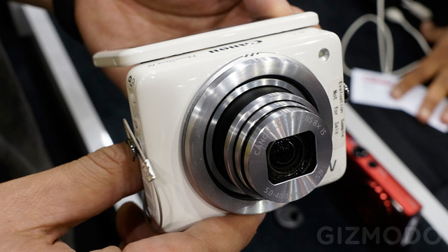 The Coolest Cameras at CES 2013