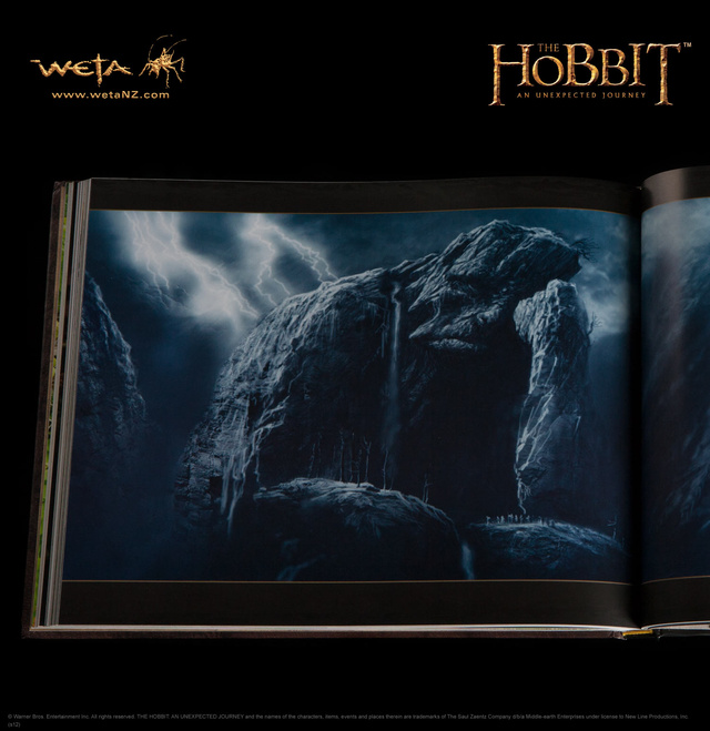 You can own this shiny Weta artwork from The Hobbit