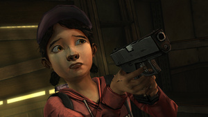 If You Didn't Make This Choice In The Walking Dead, Clementine Would Make It For You