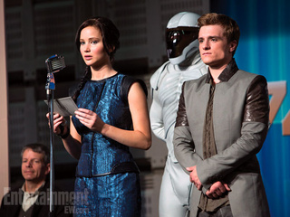 The Hunger Games: Catching Fire Promo Pictures