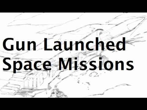 Click here to read The Science of Building a Space Gun