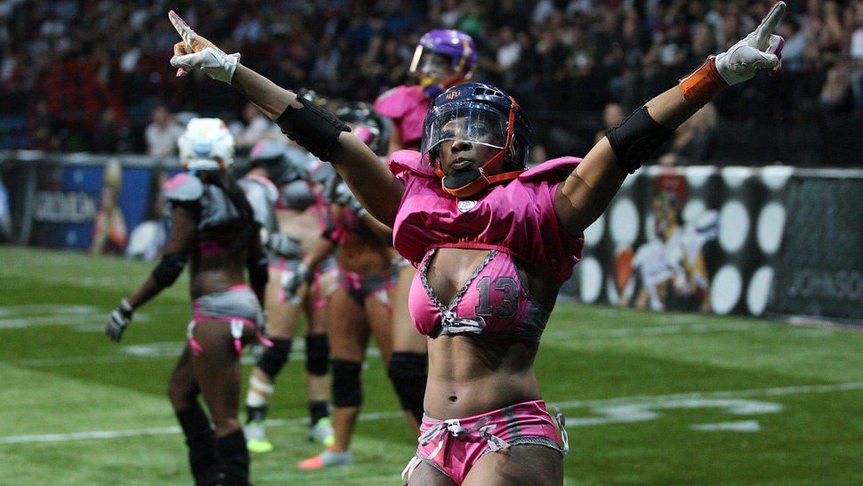 Feminism Is Now Literally Killing Boners: Lingerie Football League Will No Longer Involve Lingerie