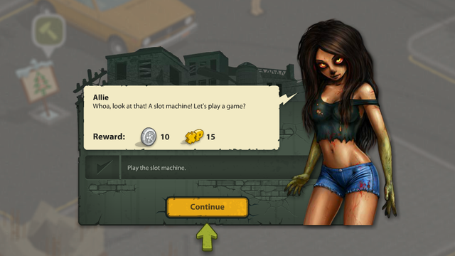 There I Was, Beating Down the Zombie Hordes Wearing Nothing But Cutoffs and a Chest Bandage